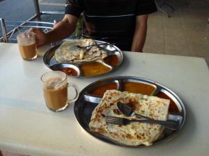 インド式朝食