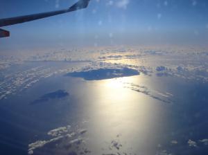 屋久島と口永良部島
