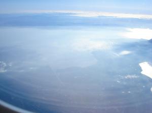 諫早湾の潮受け堤防