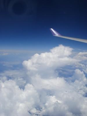 高度一万メートルの空